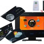 Как выбрать цифровую метеостанцию