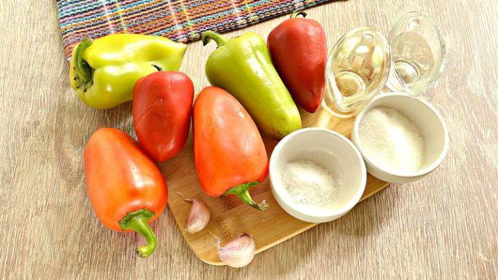 Жареный болгарский перец: как приготовить на сковороде